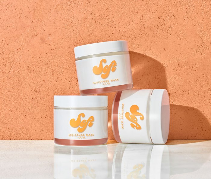 The Moisture Mask by Soft