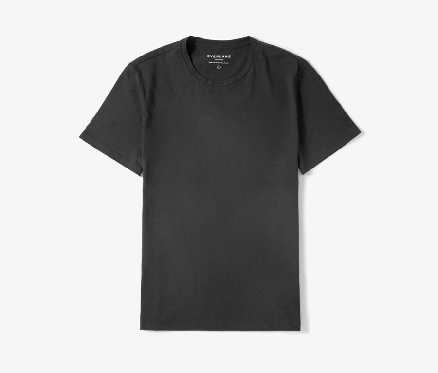 Everlane, The Premium-Weight Crew