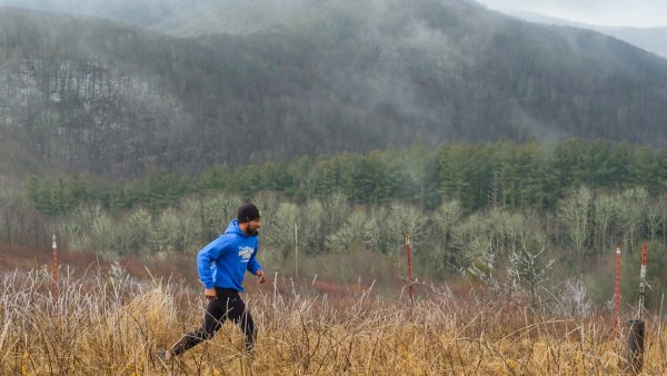 trail running training