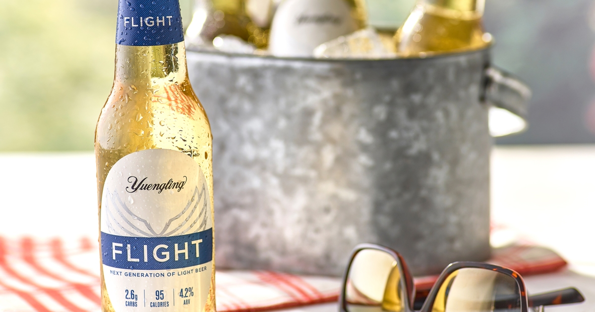 Yuengling Launched a New 95-Calorie Beer to Compete With Hard Seltzer