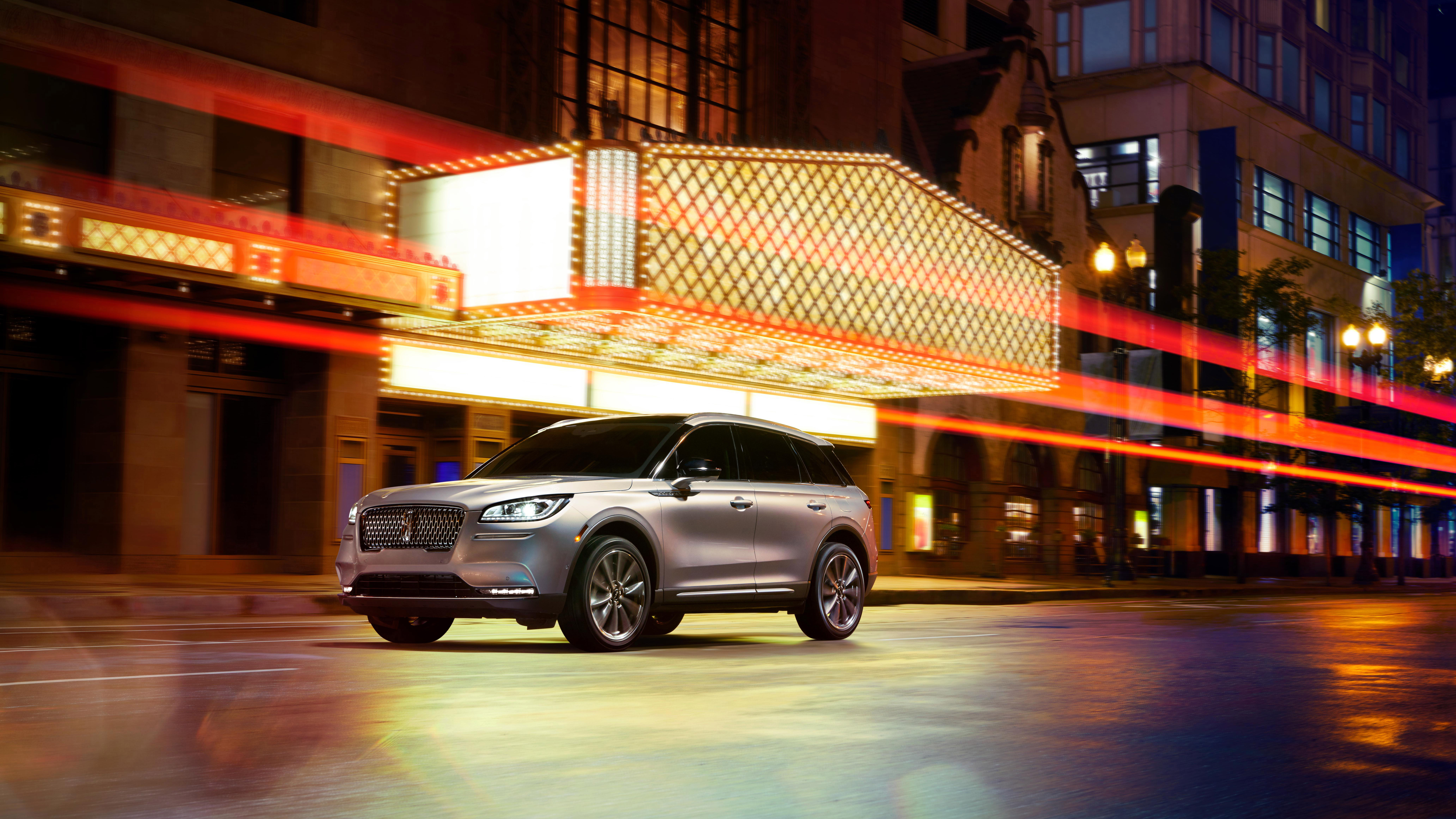 2020 Lincoln Corsair A Luxury Suv Fit For Family Road Trips