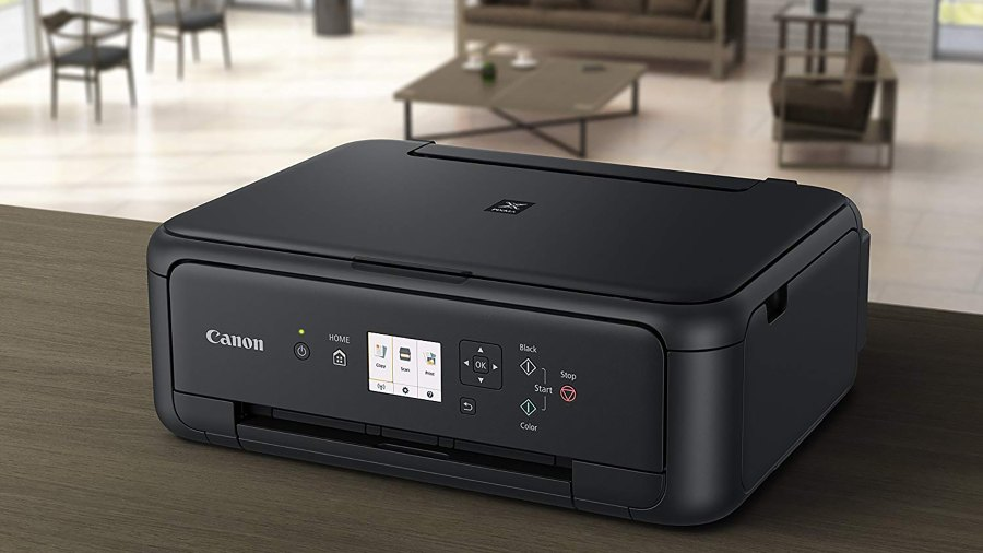 Canon All-In-One Printer with Scanner and Copier