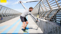 TRX All-In-One Suspension Training