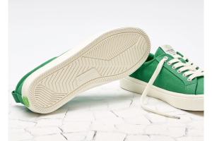 The Wait Is Over: These Sold Out Canvas Shoes From Cariuma Are Back