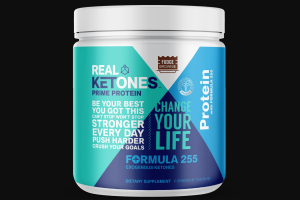 Grass Fed Protein Powder with Ketones