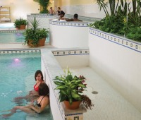 Quapaw Baths & Spa in Hot Springs, AR