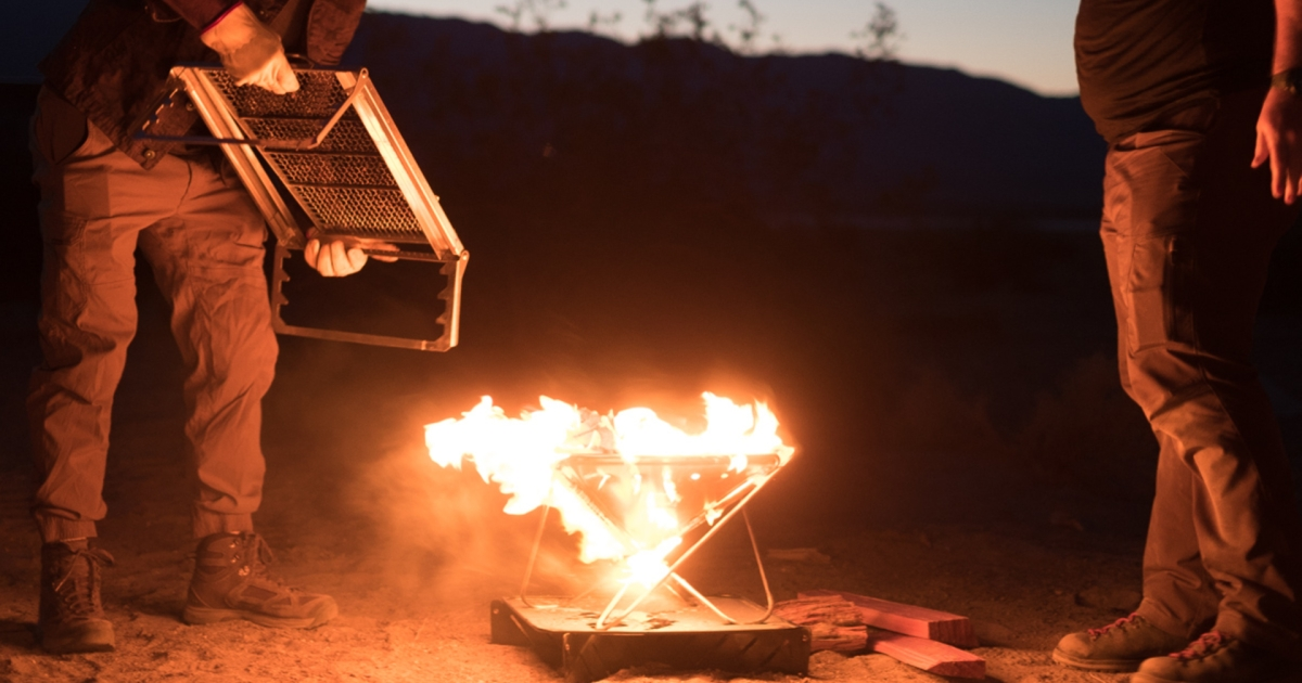 The Gear, Tips and Etiquette to Master the Art of the Campfire