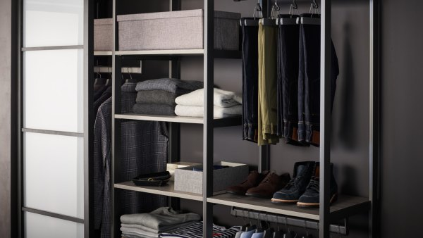 custom closets; California Closets