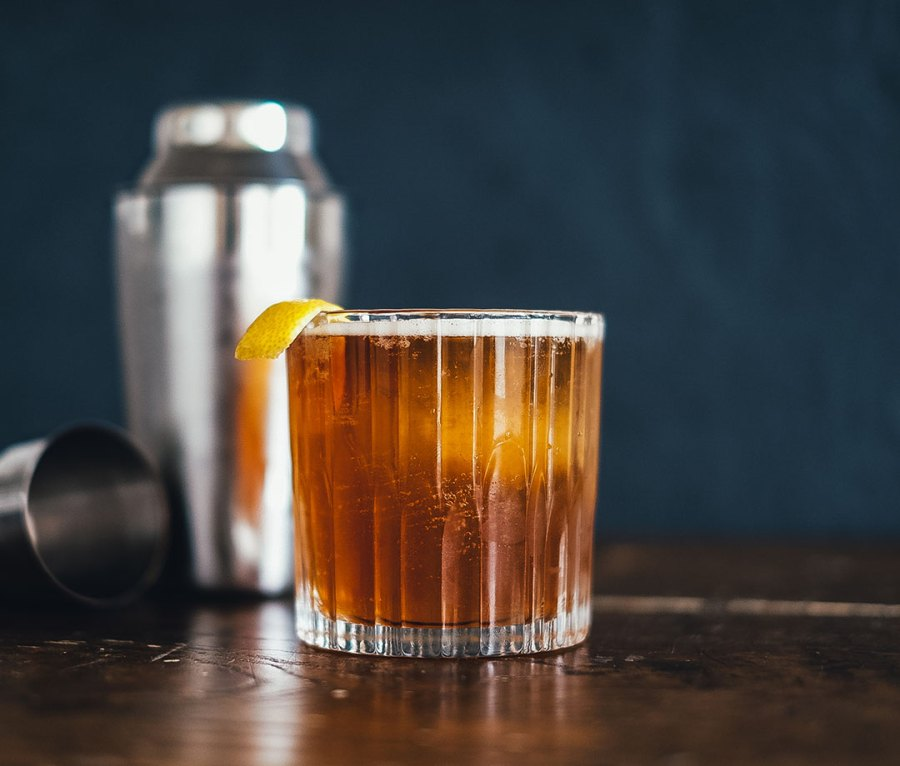 cocktail old fashioned