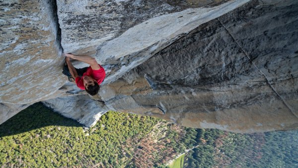 Free Solo' Documentary - 2018 Alex Honnold 2018 Image ID: 10122275g Featured in: 'Free Solo' Documentary - 2018 Photo Credit: J Chin/National Geographic/Kobal/Shutterstock