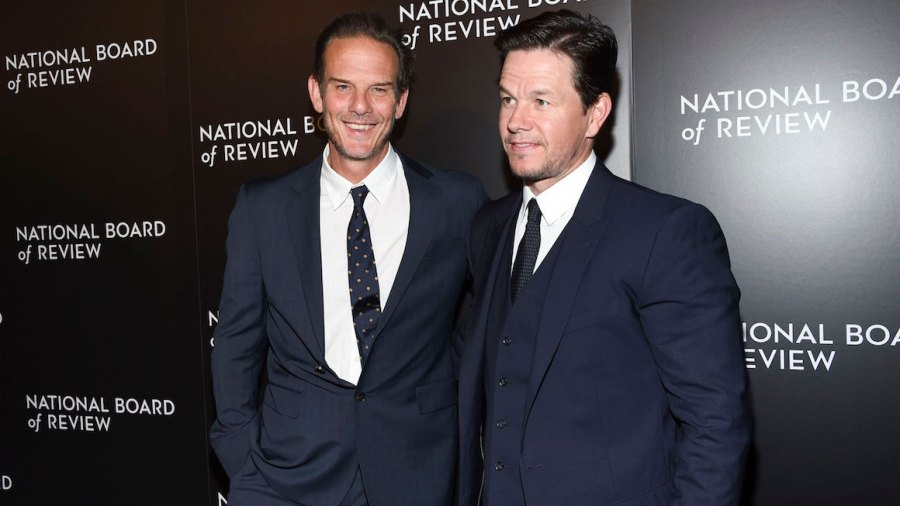 Mandatory Credit: Photo by Evan Agostini/Invision/AP/Shutterstock (9241426cz) Peter Berg, left, and Mark Wahlberg attend the National Board of Review Gala at Cipriani 42nd Street, in New York 2017 National Board of Review Gala, New York, USA - 4 Jan 2017