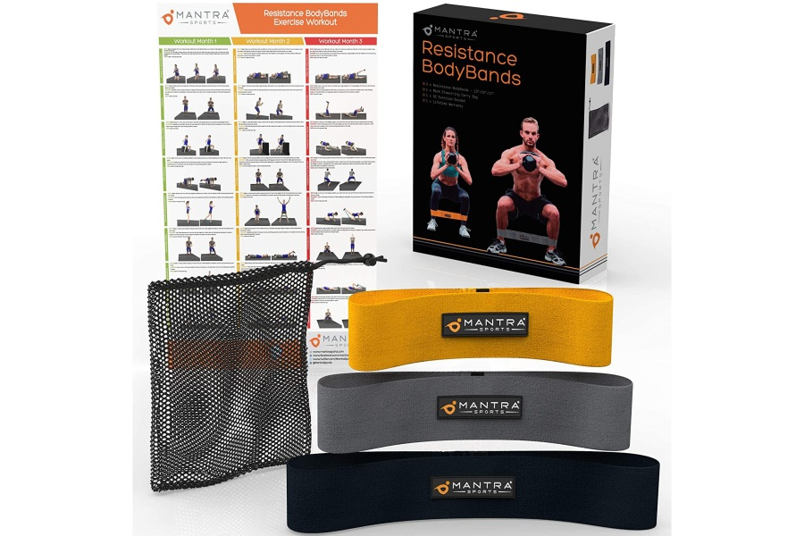 resistance body bands