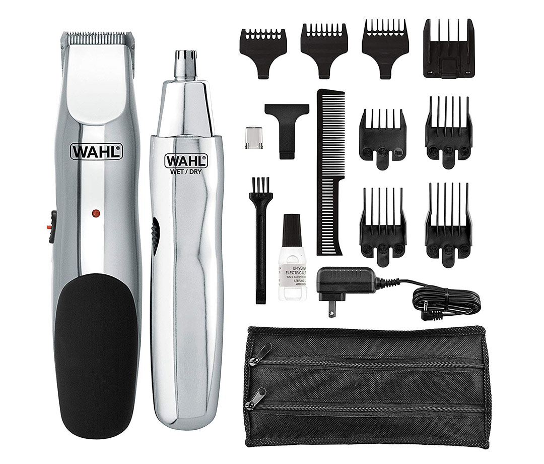 Wahl beard trimmer and detail set