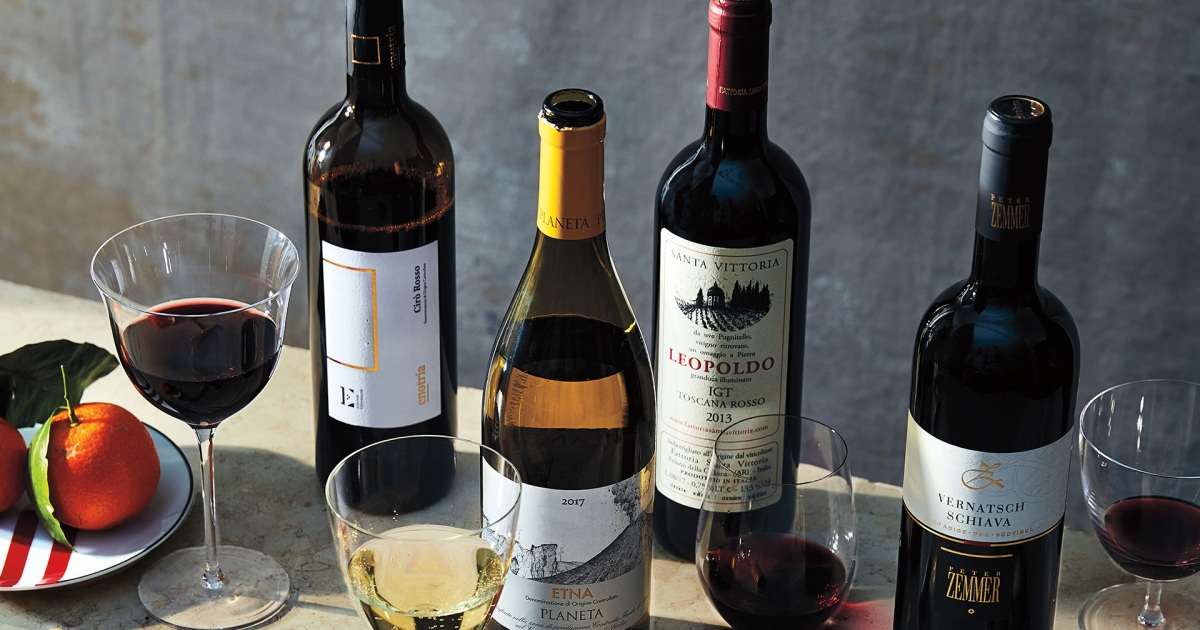 A Beginner's Guide to Old-Fashioned Italian Wines: Best Bottles to Try