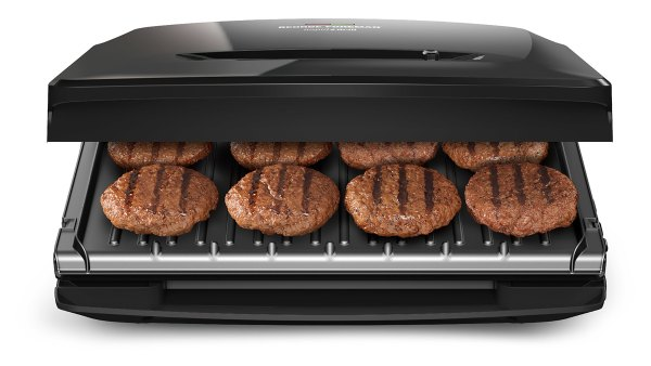 George Foreman 8-Serving Electric Grill