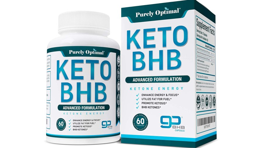 Purely Optimal Premium Keto Diet Pills