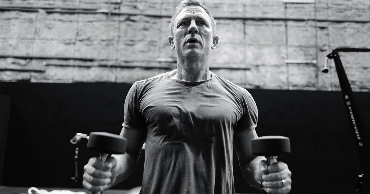Daniel Craig's 'No Time to Die' Workout: How to Train Like James Bond