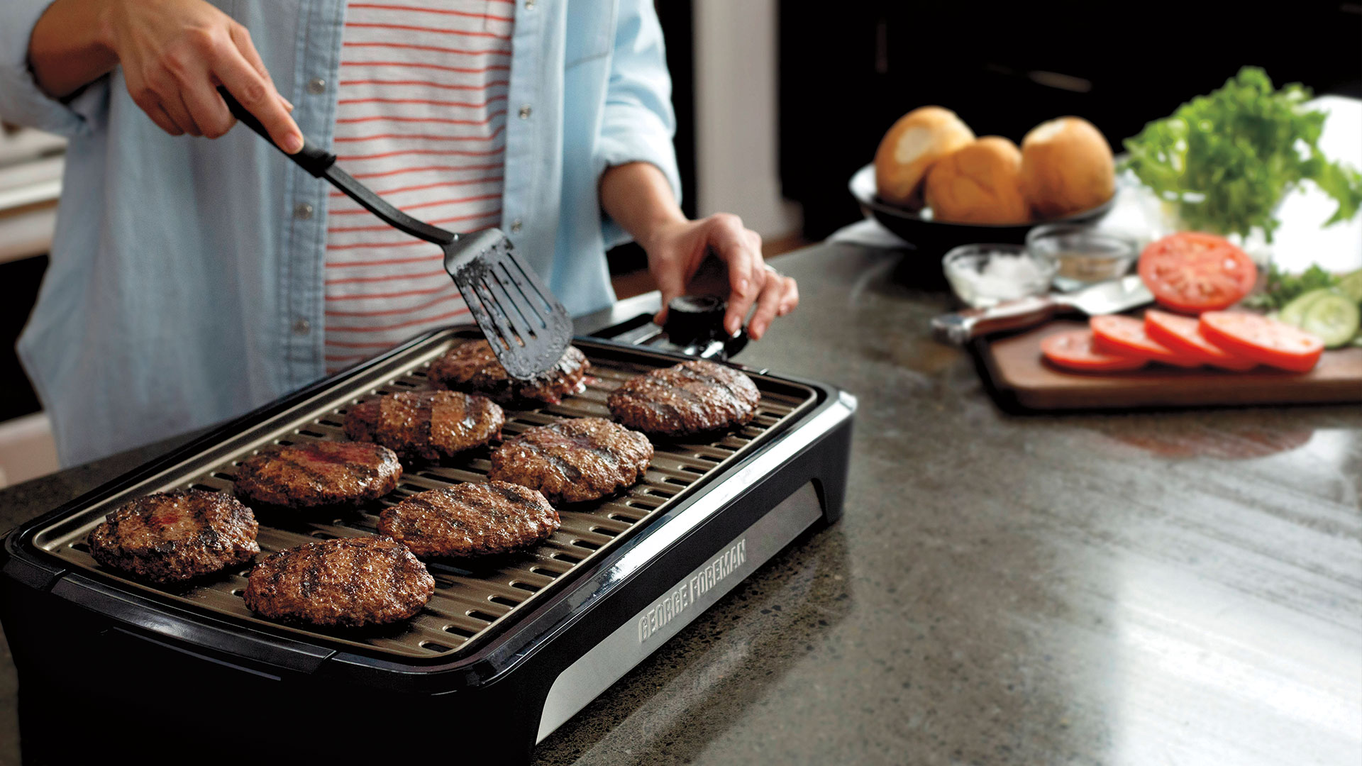 The Best Indoor Grills for a Smokeless Sear - Men's Journal