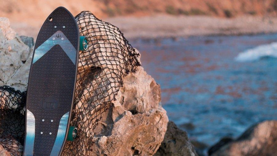 Buero Ahi Performance Cruiser Skateboard