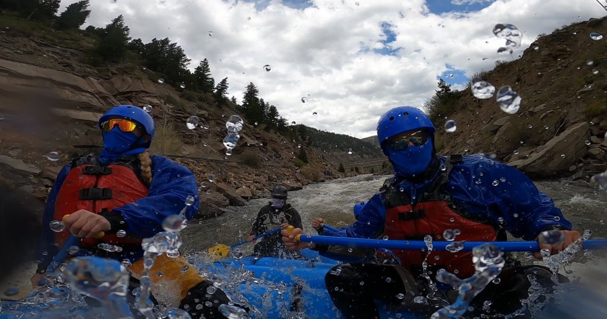 How an Outfitted Rafting Trip Could Be Summer's Safest Adventure