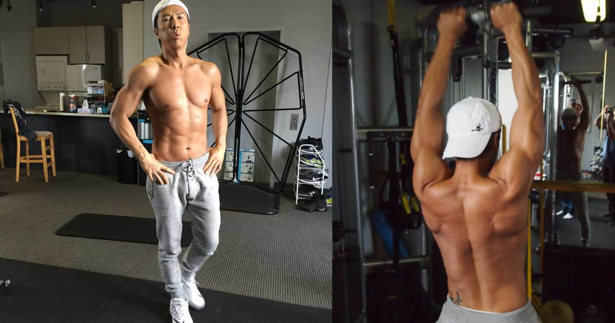 How Donnie Yen Became One of the Greatest Martial Artists of All Time