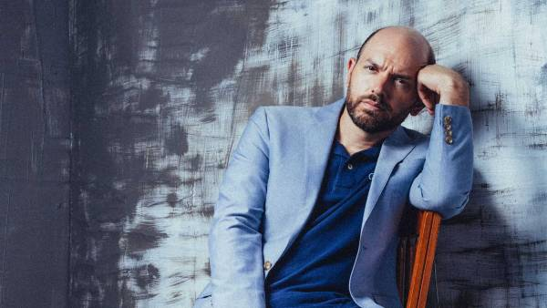 Actor, comedian, and podcaster Paul Scheer