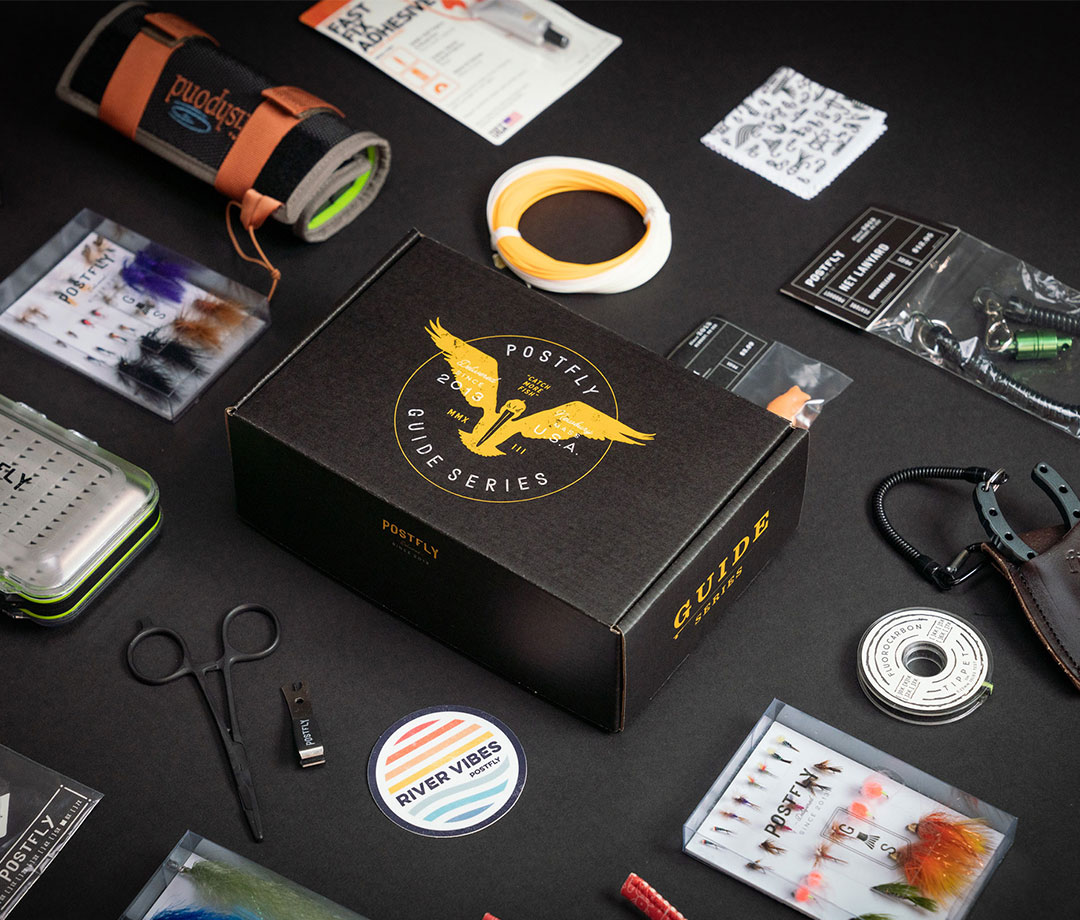 Fly Box Monthly Subscription