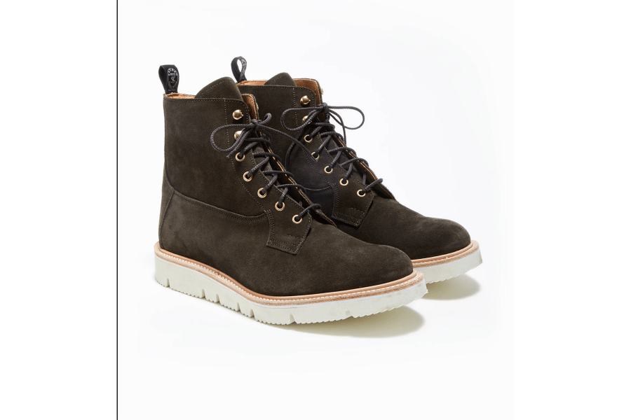 Todd Snyder x Tricker's Buford Boot