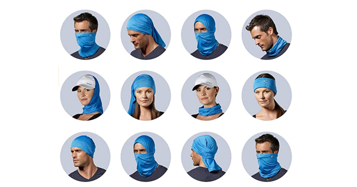 Face Masks to Survive Summer - cover