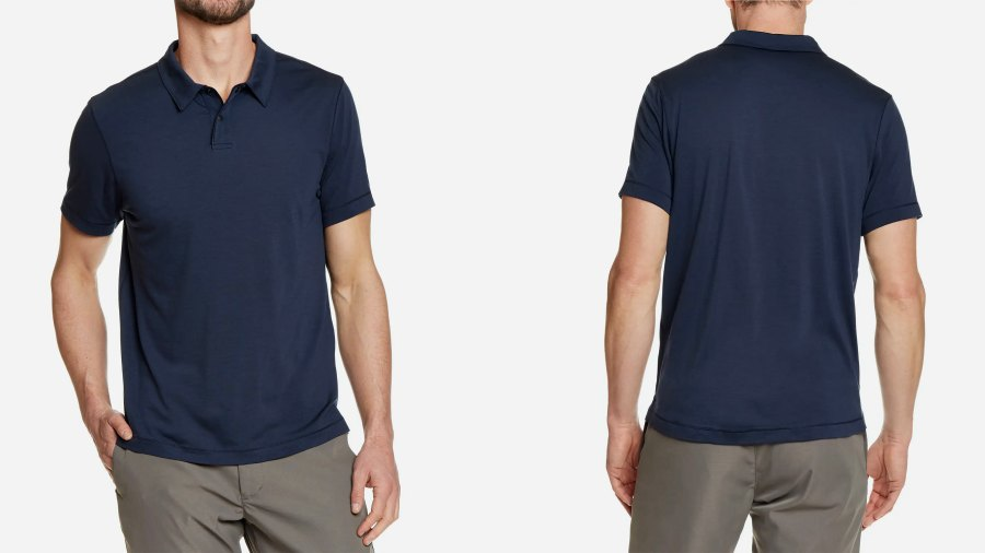 72-Hour Merino Polo