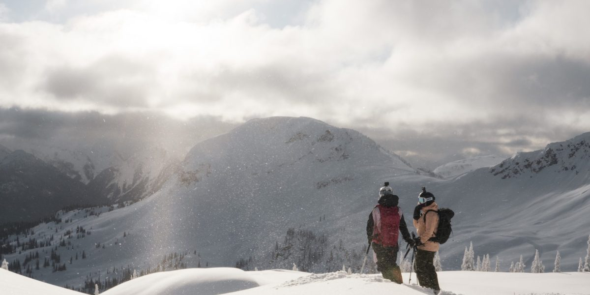 Watch: Being a Pro Skier Is Mostly About Mastering R&R