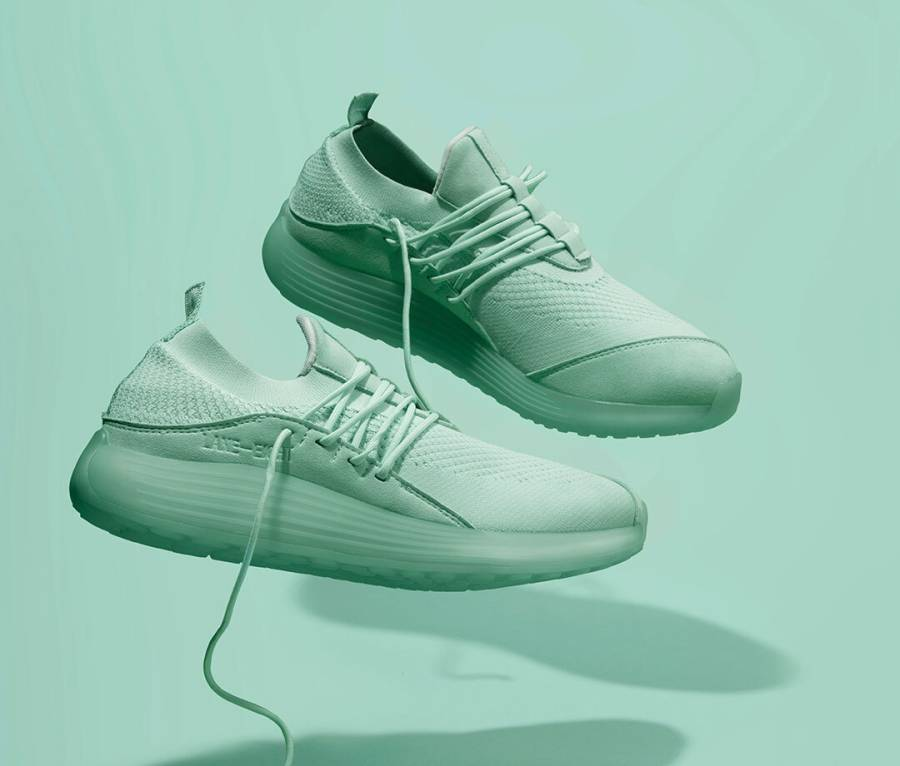 Lane Eight Icy Mint AD 1 Trainer