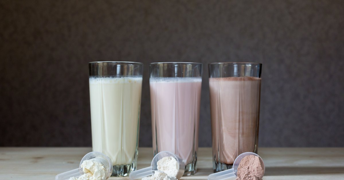 Pick Up These Great Tasting Protein Powders For Your Workout Needs