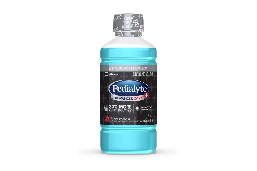 Pedialyte Advancedcare Plus Electrolyte Drink 4 Pack