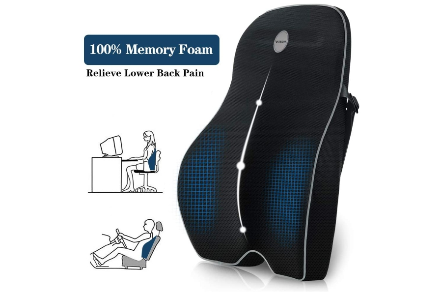 Villsure Lumbar Support Pillow