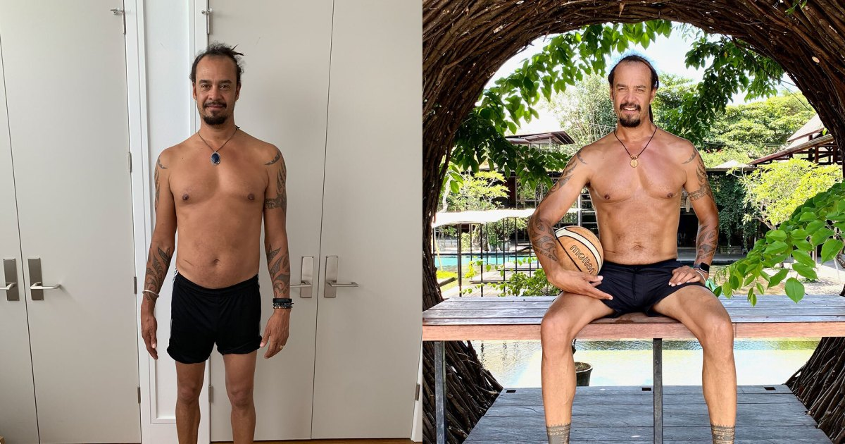How Musician Michael Franti Got Into the Best Shape of His Life at 54