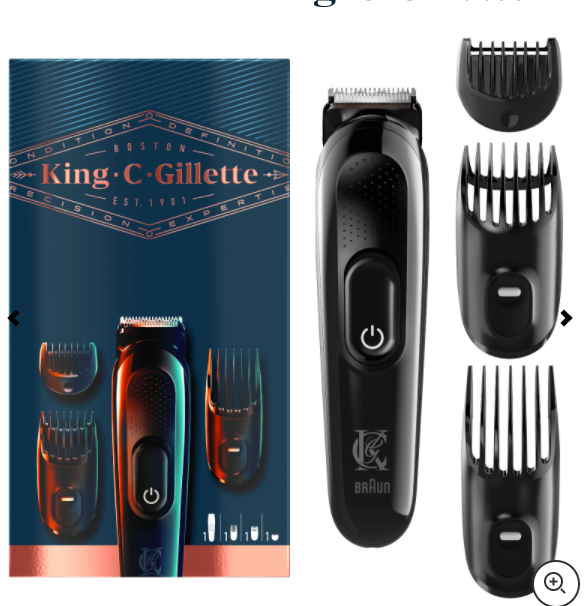 The King C Gillette is the best new trimmer for 2020.