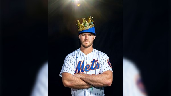 Pete Alonso, the game's most dangerous slugger wants you to know that he's going to keep the damage coming.