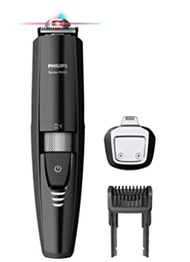 Philips Beard Trimmer Series 9000 with Laser Guide