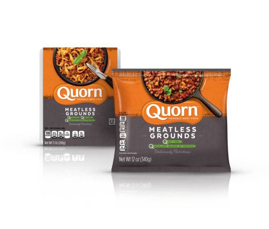 Quorn Meatless Grounds