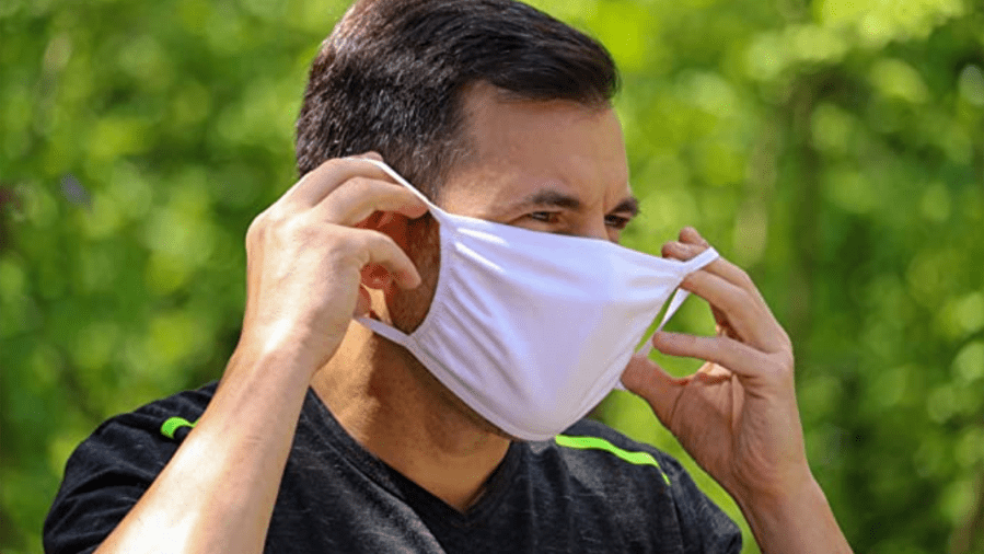 Reusable Cotton Face Mask Pack of 50