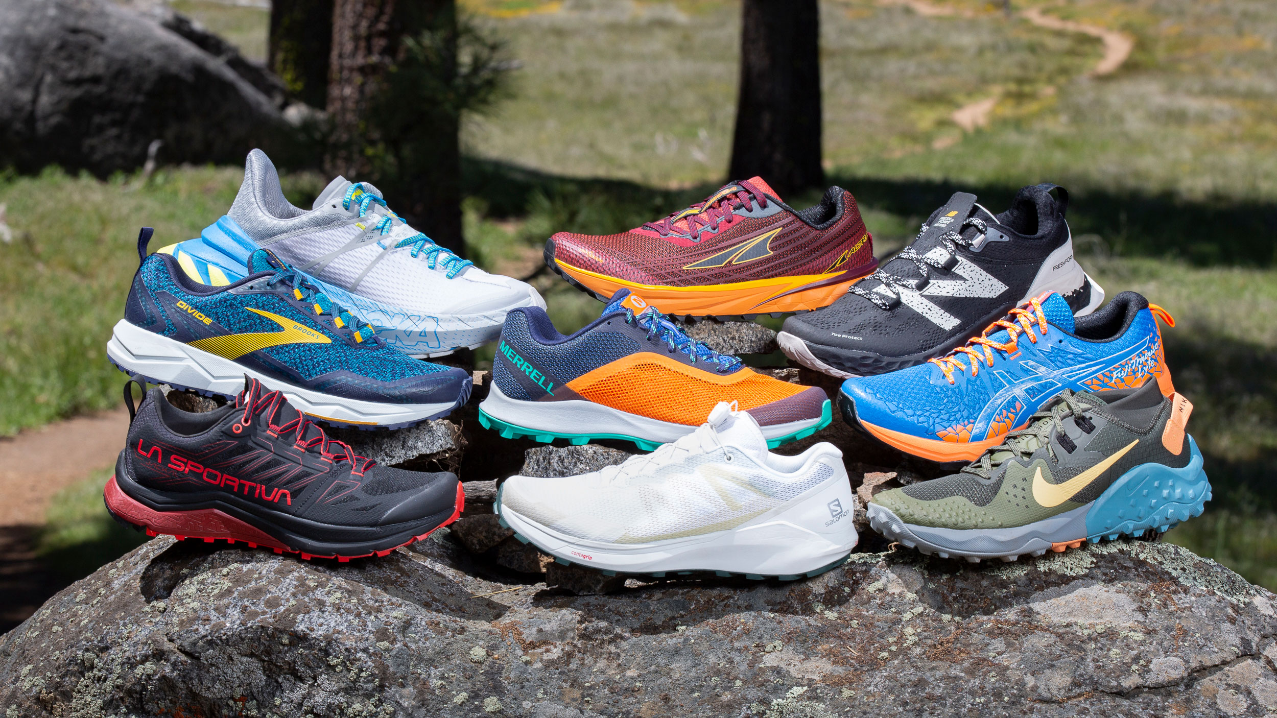 Trail Running Shoes for Summer