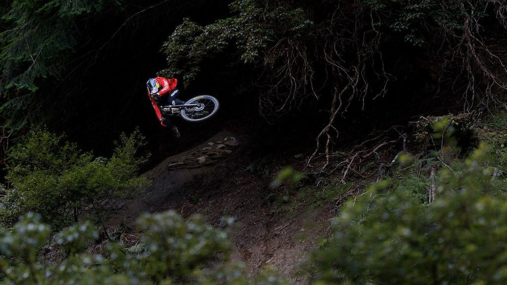 Pushing the limits in New Zealand With Brandon Semenuk
