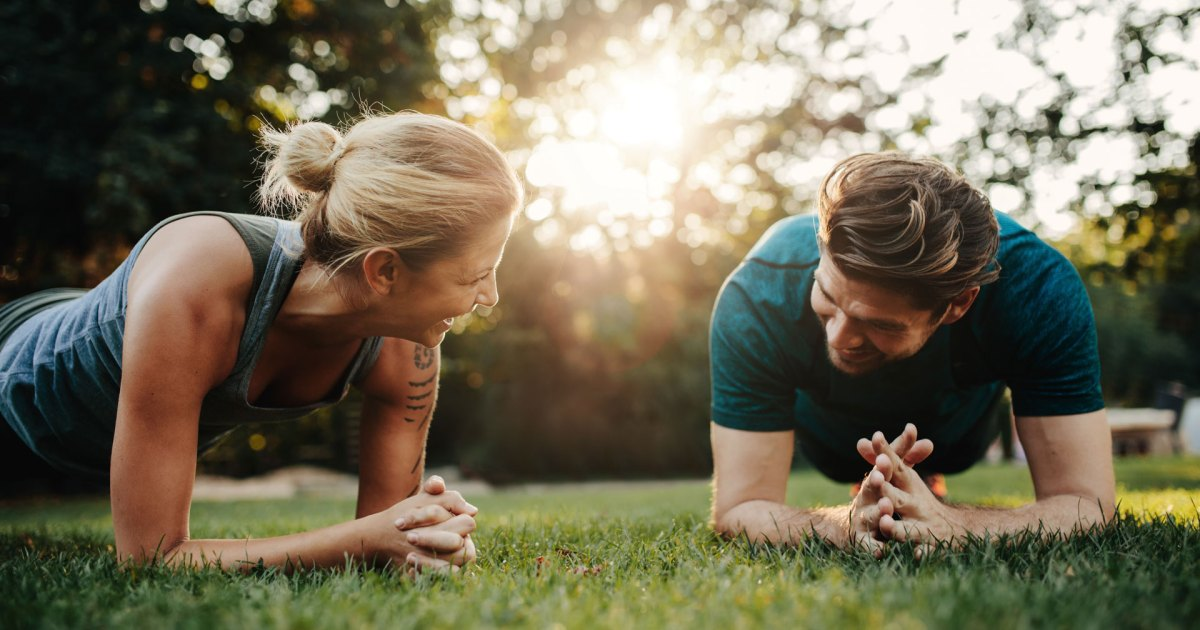 Six Challenging Park Workouts To Get Fit Outdoors