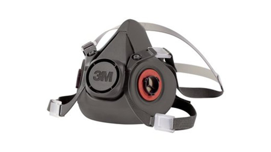 3M Half Face Piece Reusable Respirator