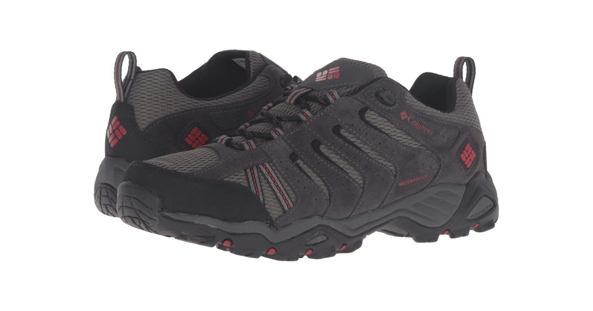 Take A Trip Out To The Trails In Comfort With These Hiking Shoes