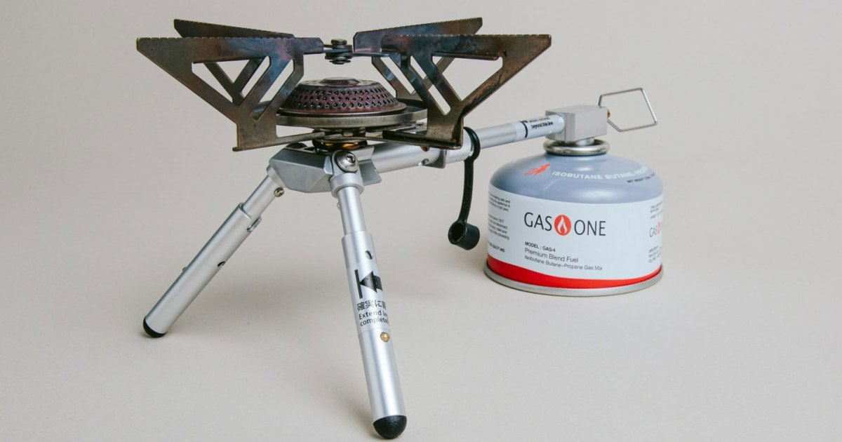 Gear Review: Snow Peak's BiPod Portable Camping Stove