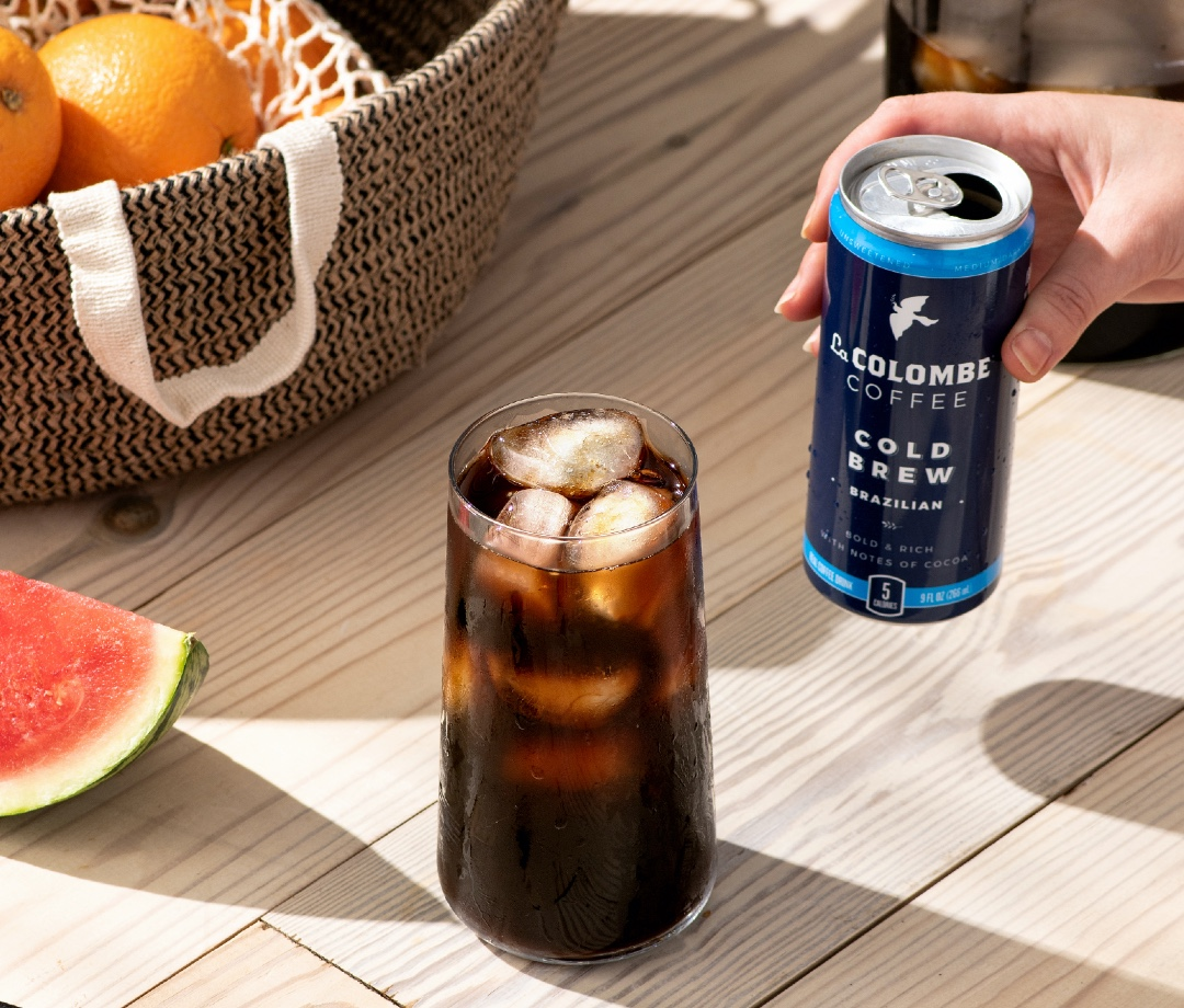 La Colombe Single Origin Cold Brew