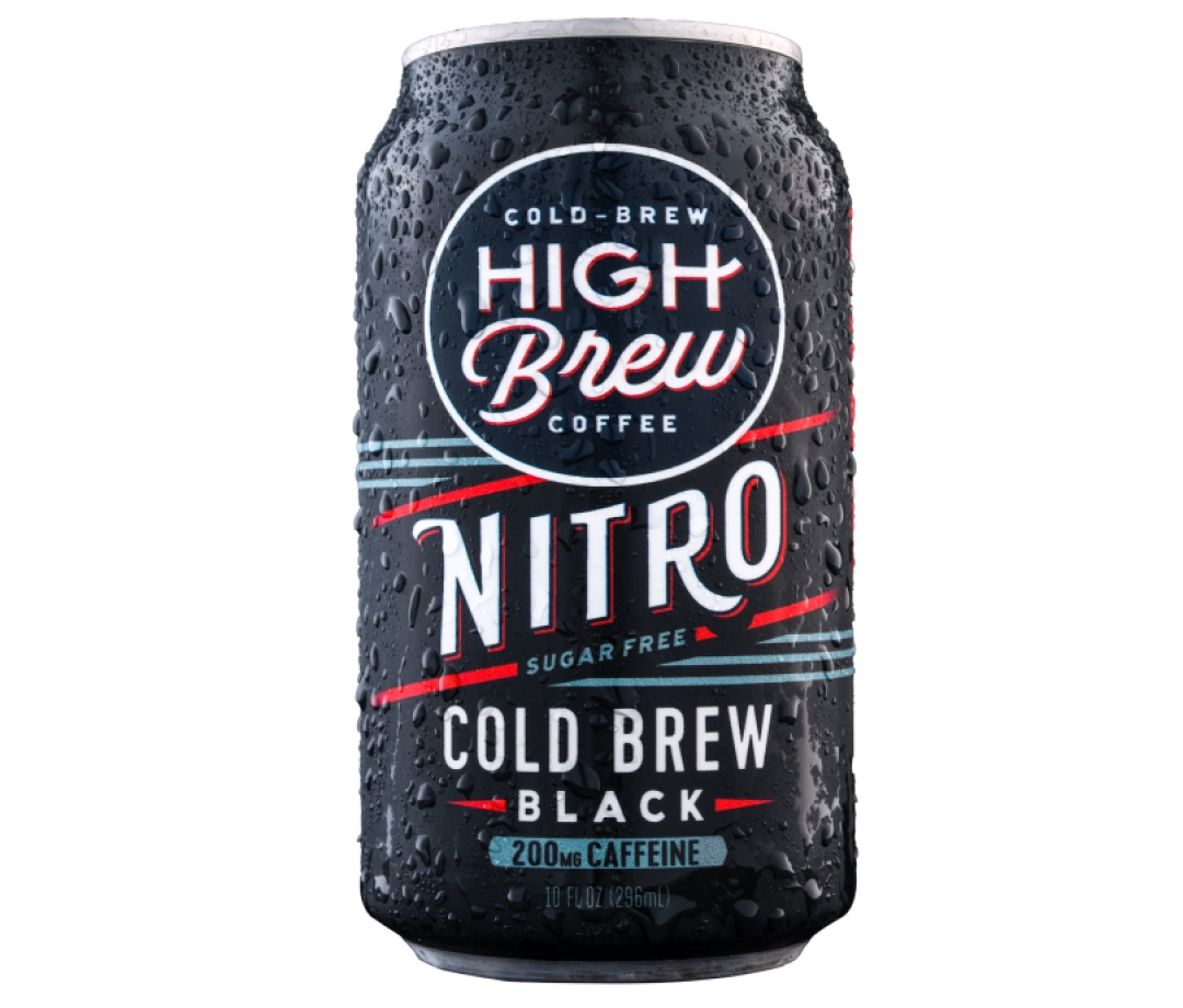 High Brew Coffee Nitro Cold Brew