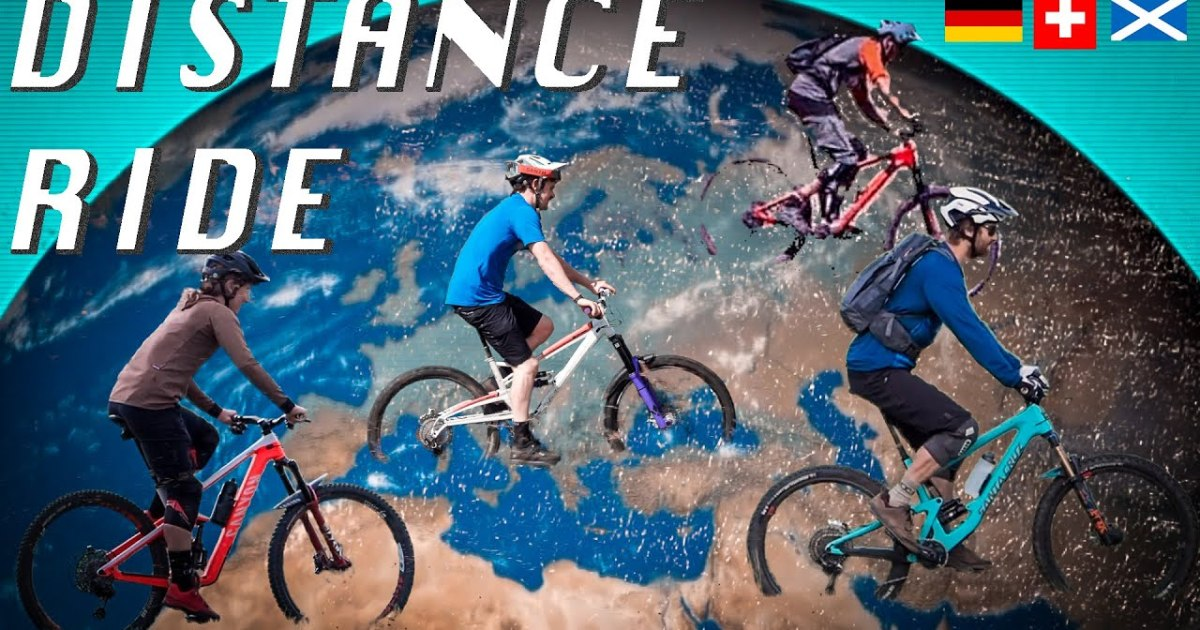 Watch: Joe Barnes and Friends on a Global MTB Ride During Lockdown